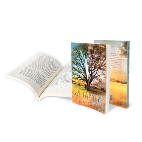 Brochure, Magazine, Book Printing with Glossy Paper (OEM-EH598)