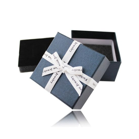 Jewelry Gift Box Printing and Packaging