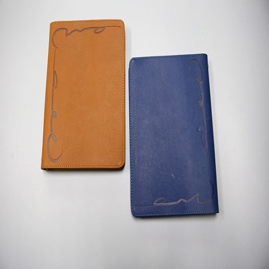 Leather Cover Notebook Printing Service