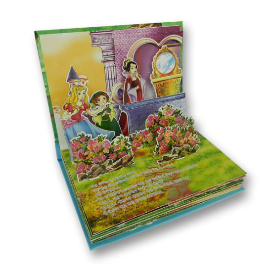 Pop-up Book with Window or Clock
