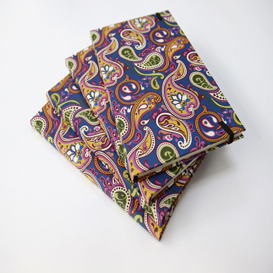Colorful New Design Hard Cover Notebook for Office Supply