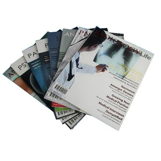 Soft Cover Advertising Brochure Printing