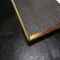 New Design Notebook with Three Edges Golden Gilt