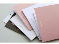 Folded Paper Card, Greeting Card, Gift Card Printing