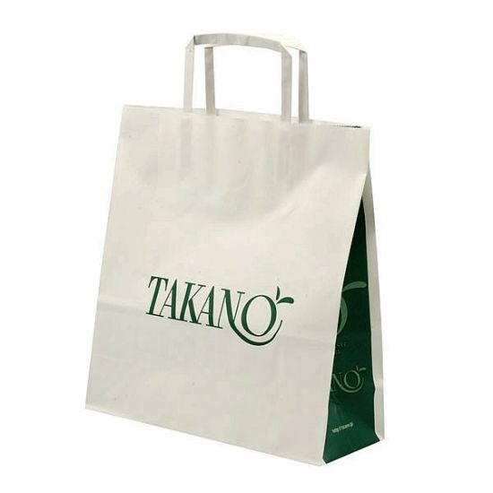 Promoting Fsc Paper Shopping Bag