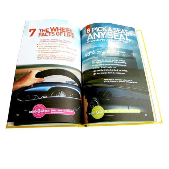 Wholesale High Quality Hardcover Book Printing
