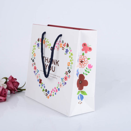 Manufacturer Foldable Packaging Gift Bag, Shopping Bag with Logo